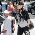 Madonna: Na dopust odpeljala vso družino