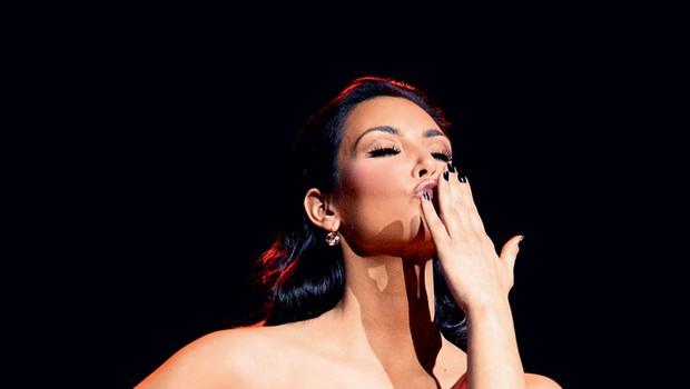 Kim Kardashian: Seksala  v troje (foto: Shutterstock)