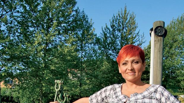 Natalija Kolšek: Ne gre več v balon! (foto: Miša Margan)