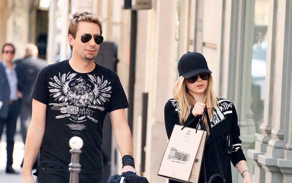 Avril Lavigne: Zaročena (foto: Profimedia.si)