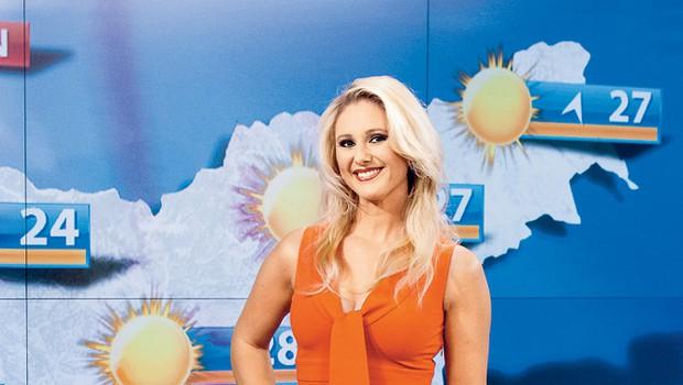 Katja Jevšek: Zdaj se bomo več dotikali (foto: POP TV)