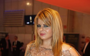 Neisha: Njen oče Marjan Buh v balonu smrti