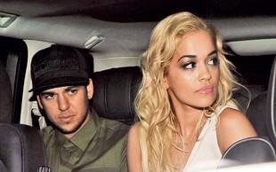 Rita Ora: Bila je z Brunom Marsom