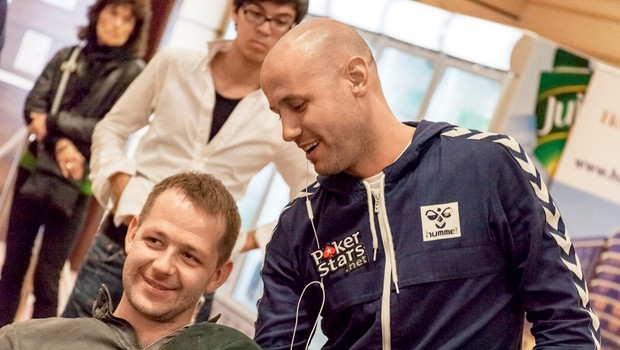 Peter Poles: V Barcelono na poker (foto: Story press)