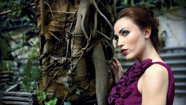 Lepa voditeljica Maja Martina Merlak Kostarike nikakor ne doživlja kot paradiž. (foto: Planet TV)