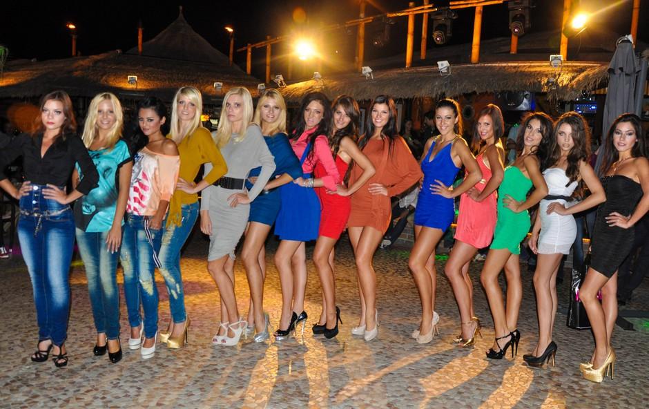 Finalistke Miss Earth preživele naporen vikend (foto: DonFelipe)