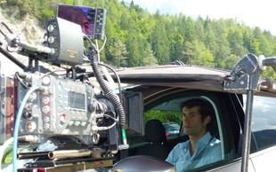 Videospot za Peugeot 208 je bil posnet v Sloveniji