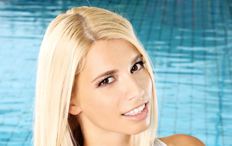 Anjeza Barbatovci, Miss Earth Slovenije 2012 (foto: Dejan Nikolič)