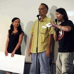 Stand up komika leta 2012 je Uroš Kuzman (foto: Primož Predalič)