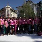 56 pogumnih deklet, ki si je upalo tekmovati! (foto: Aleš Pavletič)