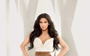 Kim Kardashian: 'Naša družina je imela težko leto'