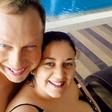 Erika in Damijan Smolak: Ekskluzivno s poročnega potovanja