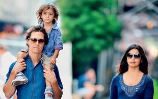 Matthew McConaughey: Skrb za njegovo zdravje