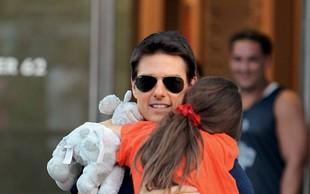 Tom Cruise zapušča scientologijo