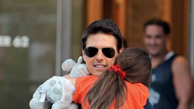 Tom in Suri (foto: Profimedia.si, Getty Images)
