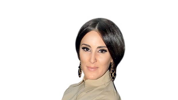 Senidah (Muff): Slovenska Monica Bellucci (foto: Sašo Radej)