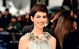 Anne Hathaway: Podpira istospolne  zakone