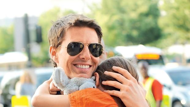 Tom Cruise: Ne zmeni  se za hčerkico (foto: Profimedia.si)