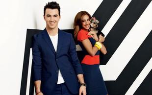 Kevin in Danielle Jonas: Ko trčita  dva svetova