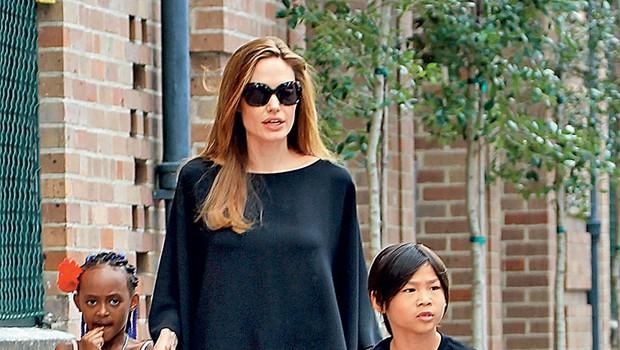 Angelina Jolie: Otroci bodo igrali v njenem filmu (foto: Profimedia.si)