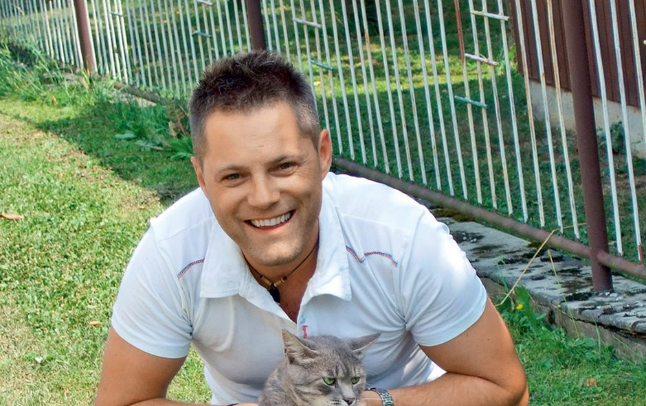Matjaž Končan (Čuki): Bučko ga čaka po nastopih (foto: Story press)