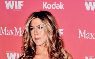 Jennifer Aniston: Vitkost ohranja s smehom