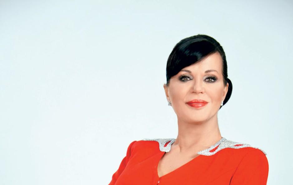 Miša Molk: Končala bo kot Oprah (foto: RTV SLO)