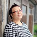Ines Dolžan: Za menoj je  obdobje solz in upanja (foto: Primož Predalič)