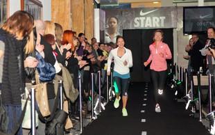 Nike tekaški spektakel