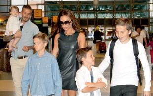 David Beckham: Z družino se seli v New York