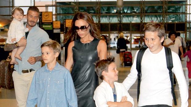 David Beckham: Z družino se seli v New York (foto: Profimedia.si)