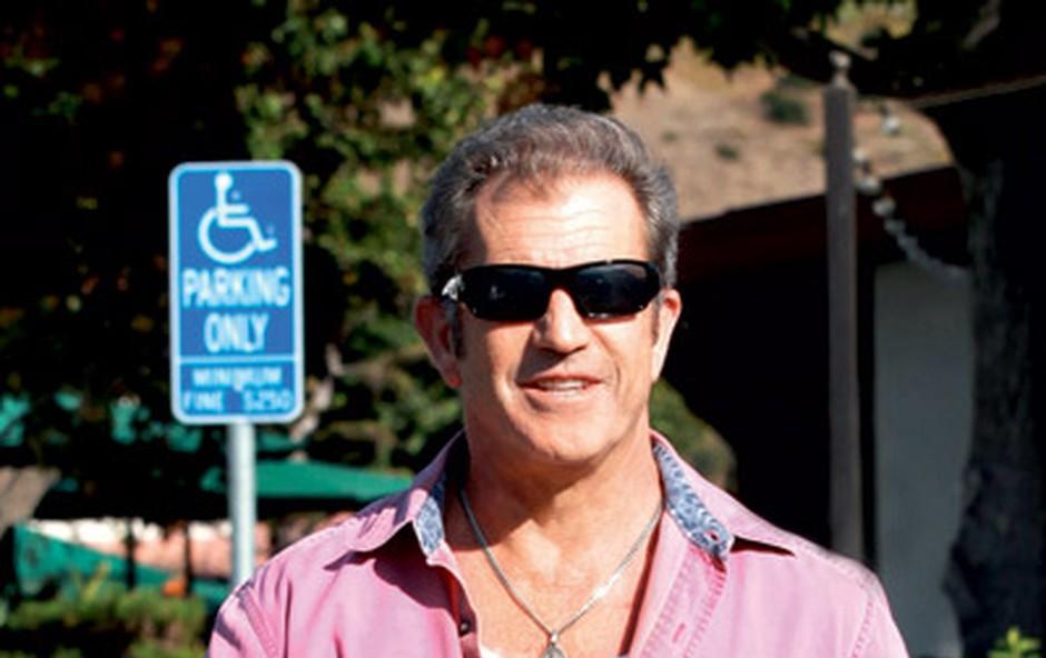 Mel Gibson: Ženske po tekočem traku (foto: Profimedia.si)