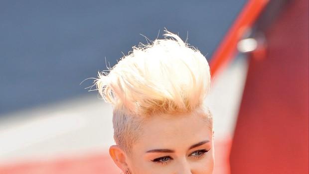 Miley Cirus: Dobila ponudbo za vlogo v porno filmu (foto: Shutterstock)