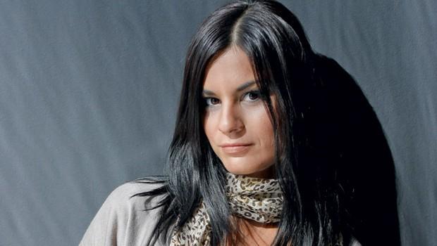 Renata Bohinc v kopalkah pokazala postavo najstnice! (foto: Grega Gulin)