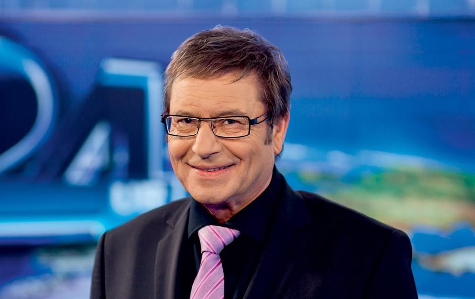 V 40 letih dela na slovenskih televizijah je Matjaž pustil velik pečat. (foto: POP TV)