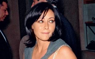 Shannen Doherty: Oboževalka ji je grozila s samomorom