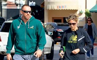 Heidi Klum: Zakaj je njen fant tako sramežljiv?