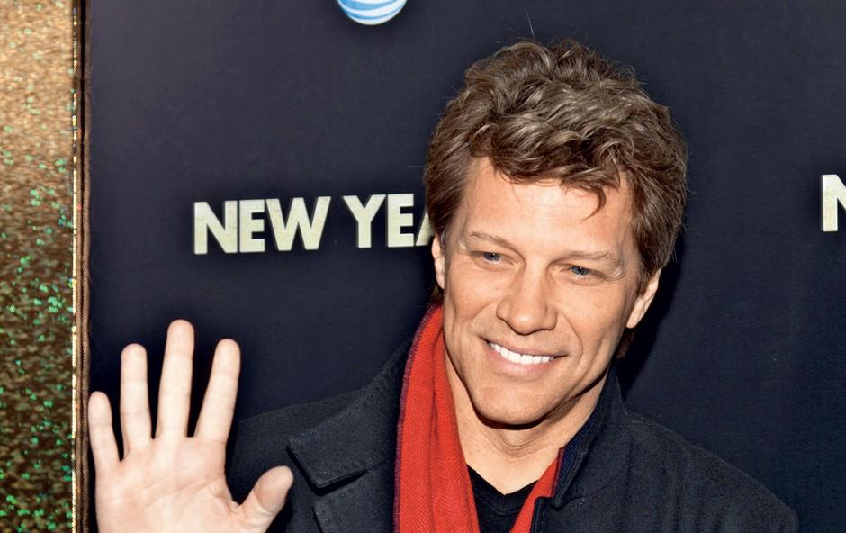 Jon Bon Jovi z bezplačnimi obroki pomaga brezdomcem (foto: Shutterstock)