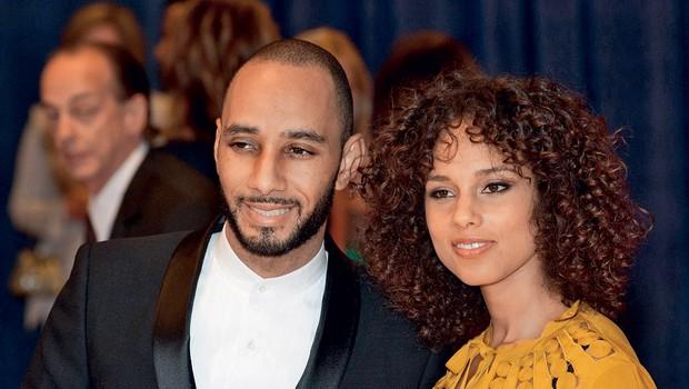 Alicia Keys: Šele mož jo je naučil uživati (foto: Shutterstock)