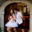 Natalija Vebroten in Domen Kumer: Plešeta na GangnamSstyle