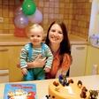 Ana Bešter: Inspiracijo našla v sinčku