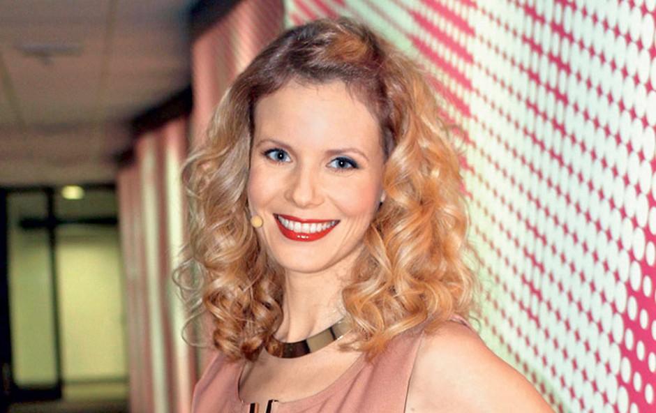 Helena Pirc: Noseča je! (foto: TV3 Medias)