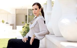 Lorella Flego: Nosi slovenske oblikovalce