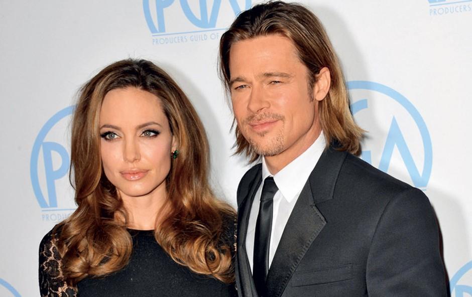 Angelina Jolie in Brad Pitt končno našla skupni jezik glede njunih otrok (foto: Shutterstock)