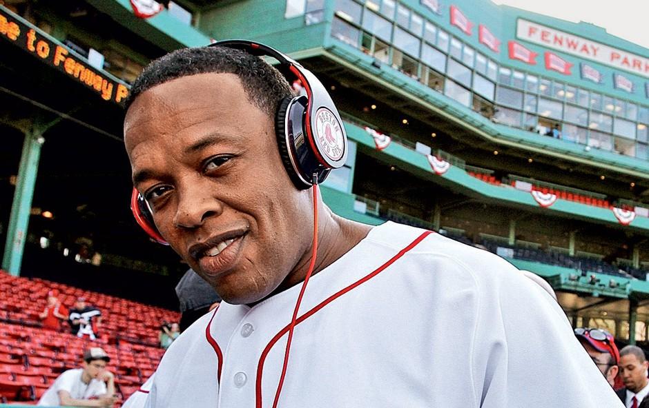 Dr. Dre: Največji zaslužkar med glasbeniki (foto: Profimedia.si)