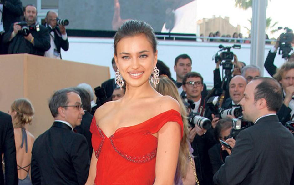 Irina Shayk: Ni popolna (foto: Shutterstock)