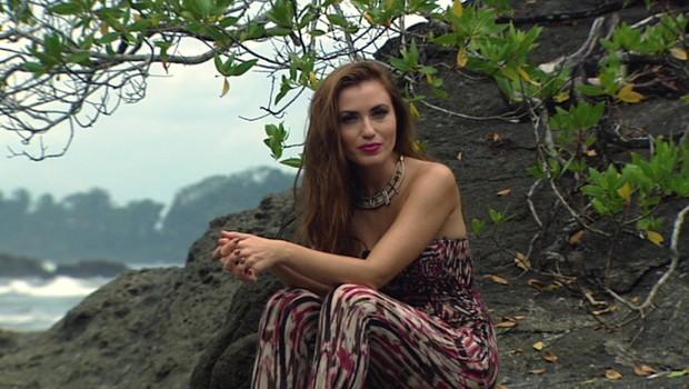 Voditeljica Maja Martina Merljak  (foto: Planet TV)