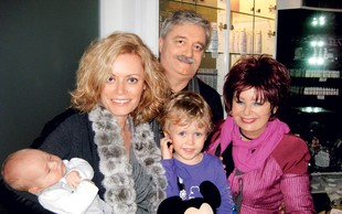 Zdenka Kahne: Za družino prišla iz Beograda