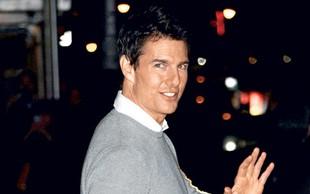 Tom Cruise: Našel novo punco
