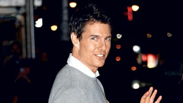 Hollywoodskega zvezdnika so videli v nekem nočnem klubu, kjer je strastno plesal z zapeljivo 26-letnico.  (foto: Profimedia.si)
